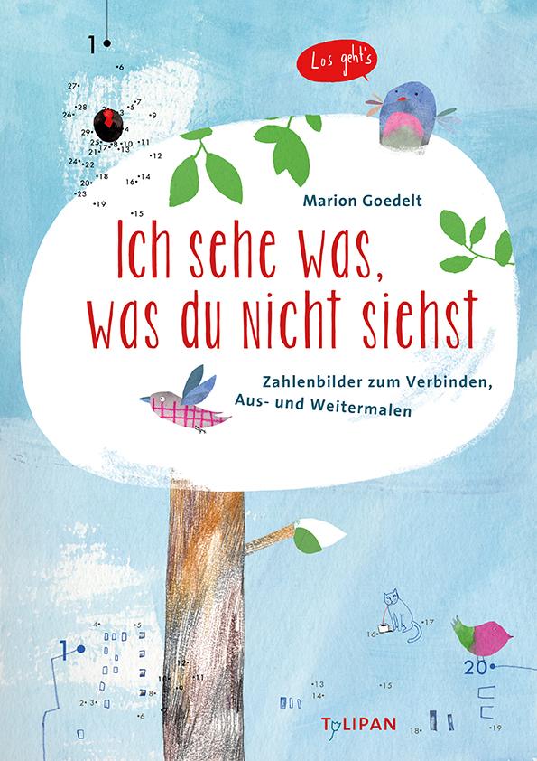 Mitmachbuch Tulipan Verlag